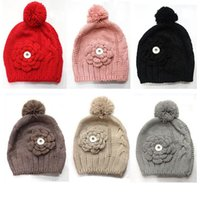 Wholesale Newest snap button hats snap caps TX9136 fit mm mm snap dress decoration DIY for women