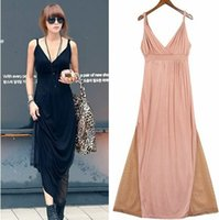 Cheap 2014 new hot Brand designer Promotions cozy fashion women clothes Lace Chiffon Women Dress Modal net yarn splicing