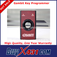 Cheap Top rate- Gambit Car Key Transponder Programmer RFID Car Key Master II with Top Quality-free shipping