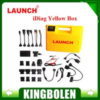 Wholesale LAUNCH Distributor Original Launch X431 iDiag yellow box auto diag connector In stock