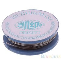 Wholesale 0 mm Tin Lead Rosin Core Solder Soldering Welding Iron Wire Reel N4C