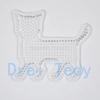 Al por mayor-tableros del gato de 5mm Perlas de Perler Hama Beads Beads fusionados