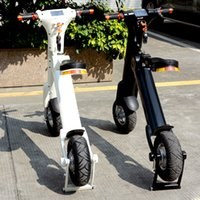 Wholesale Newest product folding electric bike electric bikes w v with lithium battery new life style for people