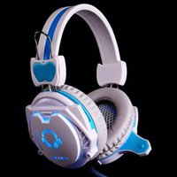 Wholesale Martian K5 Professional Stereo Gaming Headset for Xbox One Xbox PS4 PS3 PC Video Game Headphones with Microphone Headband