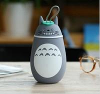 Wholesale Totoro Cartoon Mug Creative Stainless Cute Mug Couple Cup A005