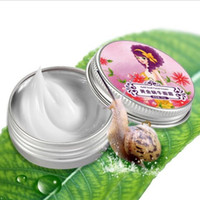 Wholesale AFY Snail Cream Face Skin Care Treatment Reduce Scars Acne Pimples Moisturizing Whitening Anti Winkles Aging Cream