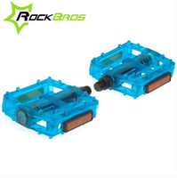 Wholesale 2014 New MTB BMX Parts Bicycle Bike Pedals Cycling Pedals FT Foot With Colors quot Hight Quality Plastic