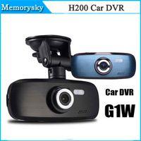 caliente venta Full HD 1080 P H200 G1W coche DVR grabador de cámara videocámara coche DVR Dashboard cámara caja negra alta calidad 002779