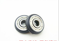 Wholesale 10pcs ZZ POM Bearing Nylon shower door roller window pulley