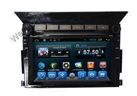 al por mayor sistema de audio integrados-DVD del coche GPS sistema de navegación con pantalla táctil incorporado WIFI de audio enlace 3g espejo para Honda Pilot