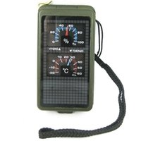 military survival - New Multifunction in1 Compass Kit Outdoor Military Camping Hiking Survival Tool W1074G