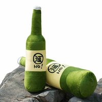 beer alcoholic - Alcoholics plush toys large beer bottle send her boyfriend a birthday present Creative Car nap pillow