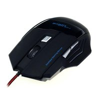 Cheap best quality 3200 DPI 6D LED Optical USB Wired Gaming Mouse High Speed Mice For PC Laptop AAADXN