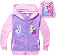 autumn jacket manufacturers - The spring and autumn period and the new female fleece jacket manufacturer children s wear jacket zipper children BH1135