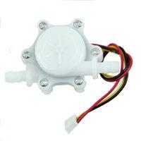 Wholesale Coffee Maker Water Dispenser Flowmeter Flow Sensor Inner diameter mm DC v A3