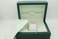 Wholesale Factory Supplier Luxury Watchs Wooden Boxes Gift Box green Wooden Watchs Box Men s Watches box original Watchs Box