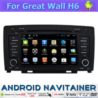 automobile dvd player - Automobile DVD Player In Car Dvd GPS Radio Quad Core for Great Wall H6 with Usb TV BT OBD RDS Stereo