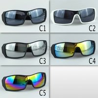 Wholesale Cheap Sport Sunglasses Cycling Goggles Brand Men Sun Eyewear UV400 Protection Lenses Sun Glasses For Mens