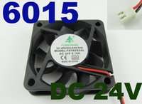 Wholesale 10pcs Brushless DC Cooling Fan Blades DC V mm x mmx15mm Pin