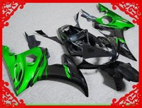 best motorcycles buy - NEW TOP Quality ABS Motorcycle fairings GIFT bolts Fairing Kits YAMAHA YZF R6 Yamaha BEST PRICE GREEN BLACK BUY