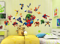 age for love - 2015 lastest fashion love Avengers Age of Ultron home cm Wall Sticker Home Decor Room children Kids Rk002