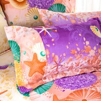 Wholesale Home Textile Bedding Sheet Fitted Sheets Mattress Pads Cover Queen Full Size ZD016