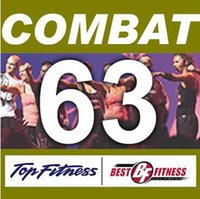 bc video - New Routine BC COMBAT BC63 DVD CD Exercise Fitness Videos