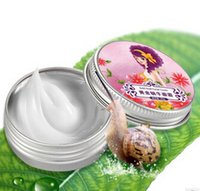 Wholesale AFY Snail Cream Face Skin Care Treatment Reduce Scars Acne Pimples Moisturizing Whitening Anti Winkles Aging Cream TY292