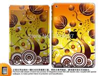 apple tree decal - Film Decal Vinyl Sticker Skin Customization for Apple iPad Mini Retina Autumn Tree