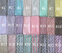 chevron scarves - 10pcs Fashion Chevron Wave Print Women s Scarf Circle Loop Infinity Scarves Super Soft Lightweight