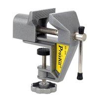 Wholesale Pro sKit PD Mini Aluminum Jaw Vice Bench Vise Clamp tornillo banco prensa manual Maximun Opening mm
