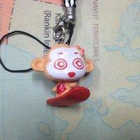 Wholesale Creative youxihou phone pendant cartoon character phone decorative key pendant small gifts