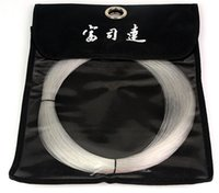Wholesale Nylon line m Diameter with mm Available Fusida High strength Transparent Soft Fishing tool