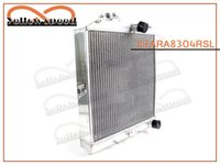Cheap Racing Aluminum Radiator Fit For HONDA CIVIC EG EK B16A B16B B18C B20B DOHC Engine 1992-2000 56mm
