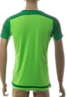 Top calidad de Tailandia México 2015 J. Hernández Márquez Layun PERALTA Formación Verde Jersey de Fútbol del fútbol camisa completa