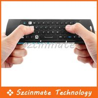 Wholesale Hot Sale Mele F10 Fly Air Mouse GHz Wireless Keyboard Remote For Android TV Box Tablet PC Smart TV