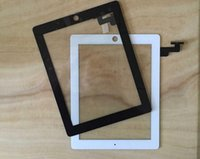 Wholesale For iPad iPad and iPad Touch Screen Digitizer replacements home button adhesive