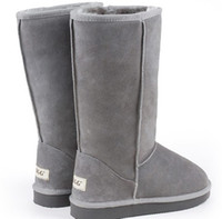 bags australian - HOT SELLING High Quality BGG Women s Boots Womens tall boots Boot Snow boots Winter boots With box certificate dust bag australian boots