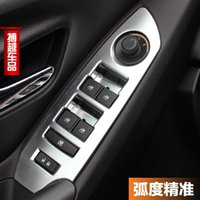 armrest cooler - case for Chevrolet case for hit the armrest in the cool car window switch trim interior refit special stickers lift switch panel