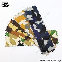 Exército Vendas Hot Military Camouflage Tecido Tecido PU couro sintético For Cover sofá de couro Artificial Frete Grátis