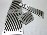 Wholesale Sport Fuel Brake Footrest Pedal Set For BMW X5 E53 AT LHD