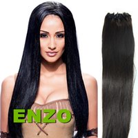 Wholesale 18inch50g inch50g inch100g Nine Colors Micro Loop Ring Straight Brazilian Human Virgin Hair Extensions