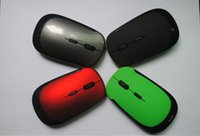 Wholesale 2 G Wireless Mouse Saving Mouse Slim and stylish office Mouse Gift Supports XP Vista WIN7 WIN8 Andrews