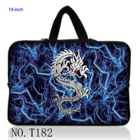 asus laptop blue - 14 quot Arts Blue Dragon Laptop Bag Case Sleeve Cover Pouch For HP Dell Sony Acer ASUS