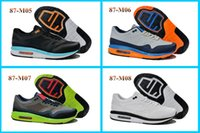 designer basketball shoes - 2015 Fashion Designer Mens MAX lunar running shoes sport air lunar basketball training sporting shoes US7 US11