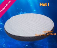 Wholesale Special set price Inflatable water bed mattress Cover Round bed mattress Romantic couples Lovers