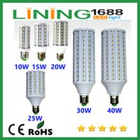 20w led bulb - Ultra bright Led Corn light E27 E14 B22 SMD V W W W W W W W LED bulb degree