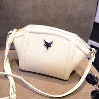 bang pu - Hot Sale Women Messenger Bags Candy Colors Pu Leather Women Bags Black White Shoulder bangs MB2150