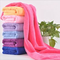 bathing bamboos cotton - 10 TOPB3940 Durable Bamboo Absorbent Microfiber Drying towels printed beach bathing swimwear towels Shower Gym towel Fitness Camping Towels