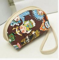 beijing coin - Chinese Style Beijing Opera Facial Makeup Coin Purse Pu Leather Purse For Lady Women Wallet Mini Purse Card Holders Women Mini Wallet